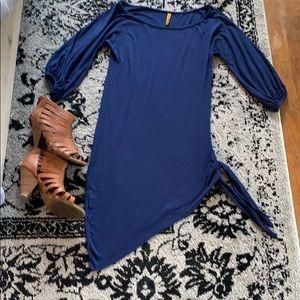 Rachel Pally asymmetrical mini dress